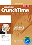 Crunchtime Audio: Evidence 4th Edition (Emanuel Crunchtime)