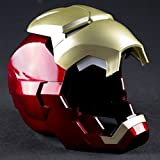 Gmasking Iron Man MK42 Wearable Adult Helmet 1:1 Replica+Gmask Keychain