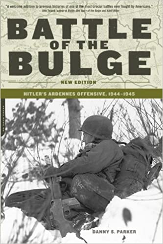 Battle Of The Bulge Then And Now Book