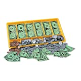 ETA hand2mind Play Money Coins and Bills Set