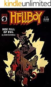 Hellboy: Box Full of Evil #1