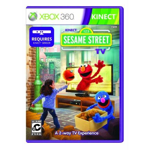 Kinect Sesame Street TV - Xbox 360 by Microsoft