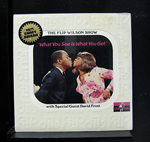 The Flip Wilson Show with Special Guest David Frost: Tracks: The Flip Wilson Show, Muhammad Ali, Geraldine Visits David Frost, Haunted House, The Blues, Creamed Chip Beef, Reverend Leroy, George Wyle, Conductor Ali Chip