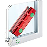 """The Glider D-3, Magnetic Window Cleaner for Double Glazed Widows up to 1-1/8"""" window thickness"""