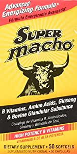 Super Macho® Softgels