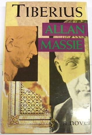 book cover of Tiberius