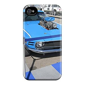 Top Quality Protection Bill Goldberg's Boss Case Cover For Iphone 4/4s