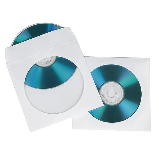 39 opinioni per HAMA Buste porta cd, 100 pezzi