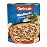 Chef Mate Que Bueno White Queso Sauce, 106 Ounce - 6 per case.