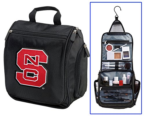 (NC State Toiletry Bags Or Hanging NC State Wolfpack Shaving)