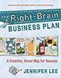 img - for The Right-Brain Business Plan: A Creative, Visual Map for Success book / textbook / text book