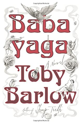 book cover of Babayaga