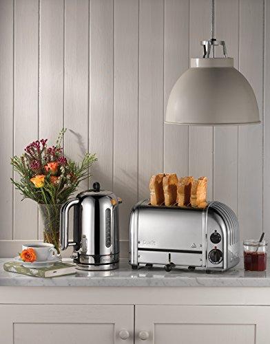 -[ Dualit 4-Slot Vario Toaster 40352 - Silver  ]-