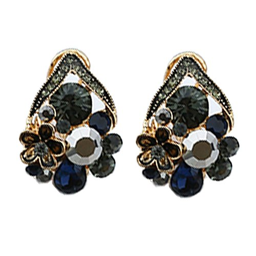 Date Tourmaline Earrings - 1