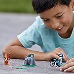 Lego-City-Police-Chase-60170-Kit-da-Costruzione-37-Pezzi