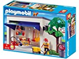 Playmobil Car Garage