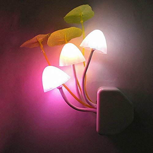 Nicerocker New Energy Saving Creative Design LED Night Light for Bed Lamp Home Decor