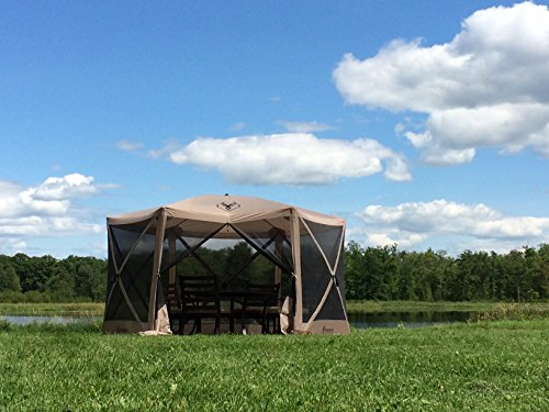 Gazelle G6 Portable Gazebo (6-sided) by Gazelle (Image #7)