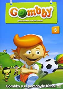 Gombby Vol 3 [DVD]