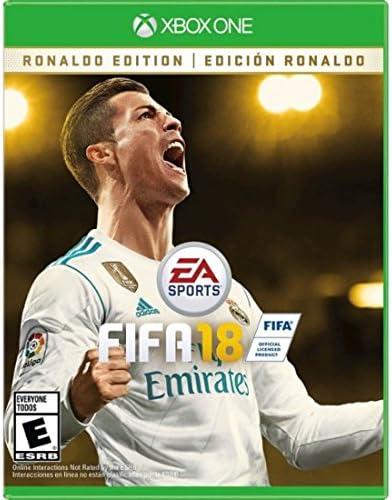 EA Sports FIFA 18 Ronaldo Edition Xbox One EAスポーツ FIFA 18 ロナウド版 北米英語版 [並行輸入品]