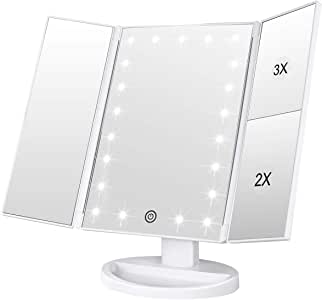 Amazon Com Weily Makeup Vanity Mirror With 21 Led Lights