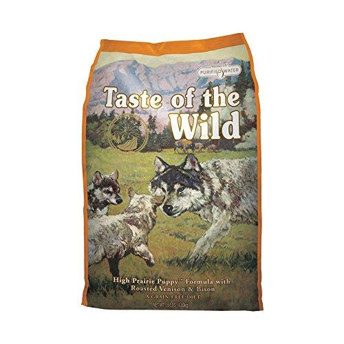 Taste of the Wild Canine High Prairie Puppy Bisonte - 13000 gr: Amazon.es: Productos para mascotas