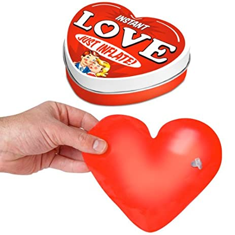 Delicieux Accoutrements Instant Love Inflatable Heart