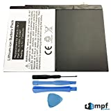7340mAh A1547 Battery Replacement for Apple iPad Air 2 A1566, iPad Air 2 A1567, iPad 6 (6th Generation) with Installation Tools