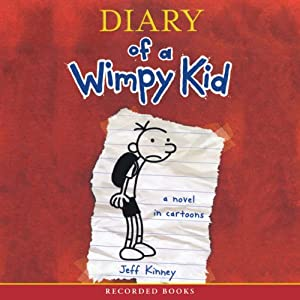 Diary of a Wimpy Kid Hörbuch