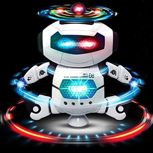 robot dancing - 5