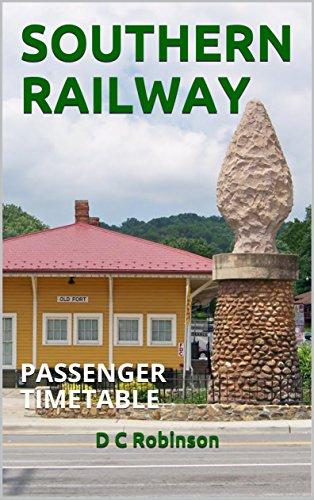 SOUTHERN RAILWAY: PASSENGER - Passenger Southern Trains Railway