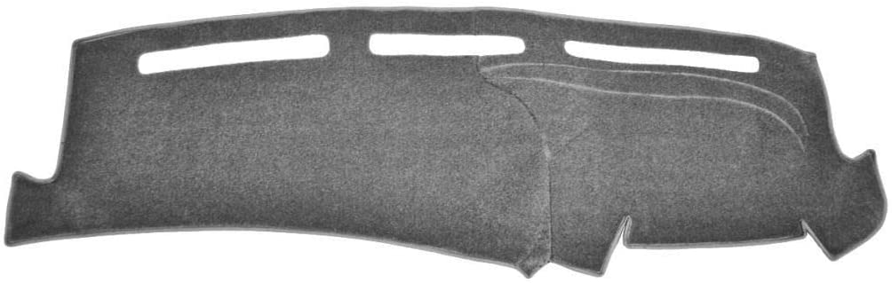 Fits 1995-1996 Seat Covers Unlimited Chevy Suburban Dash Cover Mat Pad Custom Carpet, Taupe