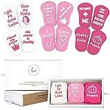 First Landings Baby Socks Gift Set | Baby Shower
