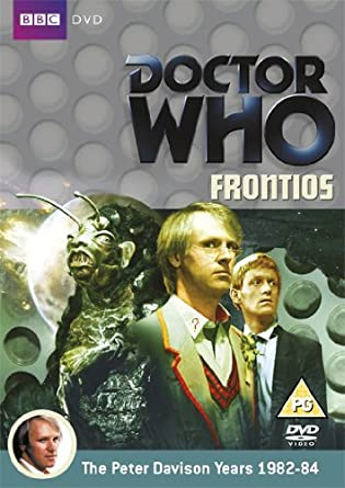 Doctor Who - Frontios Import anglais by Peter Davison: Amazon ...