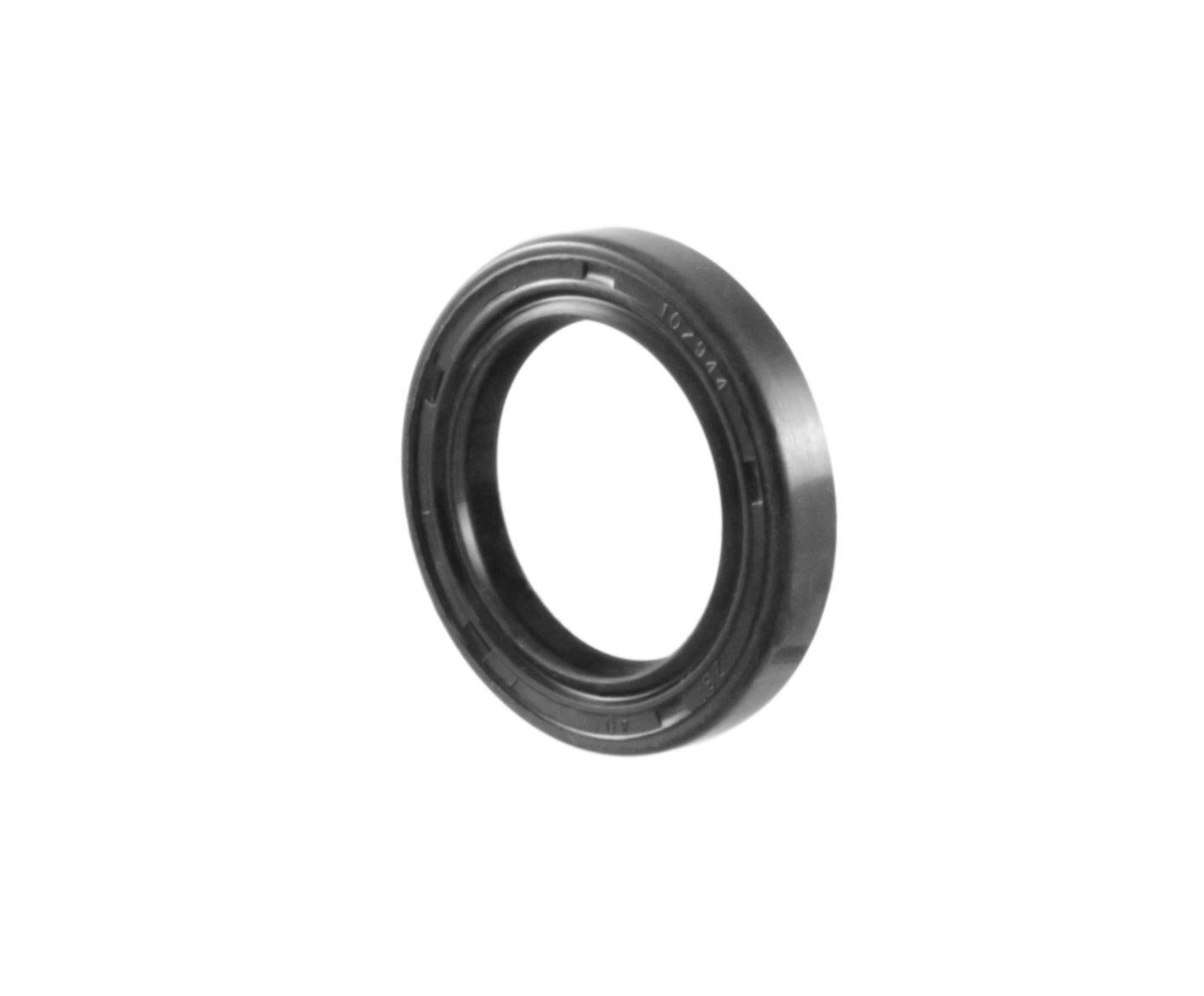 Oil Seal 28X40X7 (10 PCS) Oil Seal Grease Seal TC |EAI Rubber Double Lip w/Garter Spring 28mmX40mmX7mm | 1.102''x1.575''x0.276''