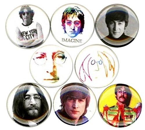 John Lennon x 8 NEW 1