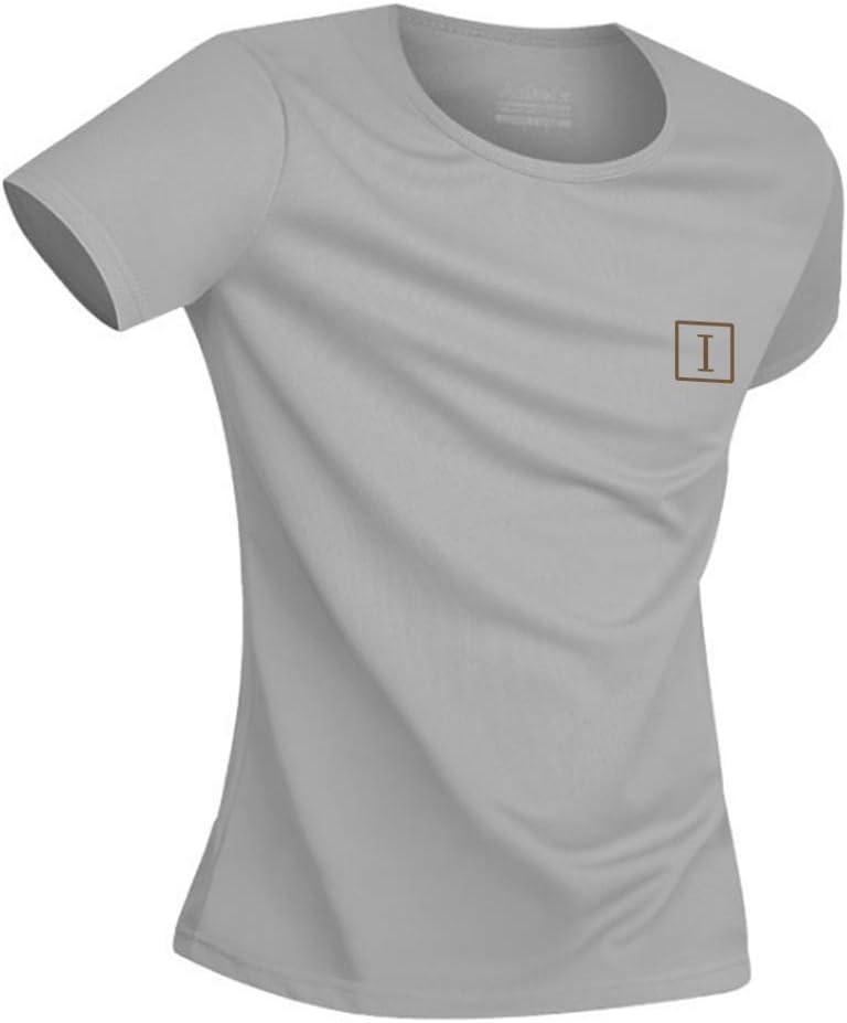 Irypulse Camiseta Hidrofóbica para Hombres y Mujeres, T Shirt Anti-incrustante Impermeable, Unisex T-Shirt Deportiva Casual Manga Corta, Secado Rápido, Absorción Humedad y Transpirable: Amazon.es: Ropa y accesorios