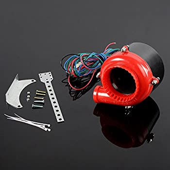Car Fake Dump Electronic Turbo Blow Off SSQV Hooter Valve Analog BOV Sound