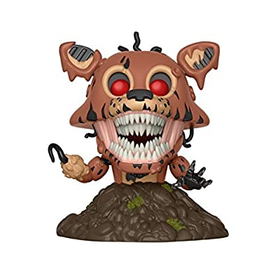 Funko POP! Books: Five Nights at Freddy's-Twisted Foxy Collectible Figure, Multicolor: Funko Pop! Books:: Toys & Games