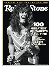 Rolling Stone The 100 Greatest Guitarists of All Time: Plus Remembering Eddie Van Halen