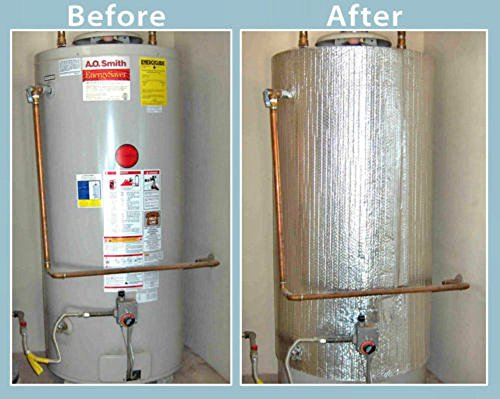 80 gallon water heater insulation - 7