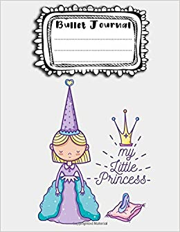 Bullet Journal: A4 - 156 paginas - Princesas - Caballeros ...