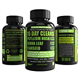 Colon Cleanser Supplement For Weight Loss & Detox. 15 Day – Extra Strength Cleanse for Energy Boost & Improved Intestinal Health – Safe & Effective For Men & Women Review
