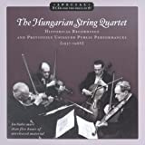 The Hungarian String Quartet and Zoltan