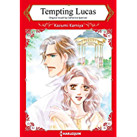 Tempting Lucas: Harlequin comics