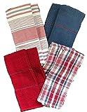 Lauren Ralph Lauren Kitchen Towels Absorbent Cotton 8 Pack 17 x 28 in