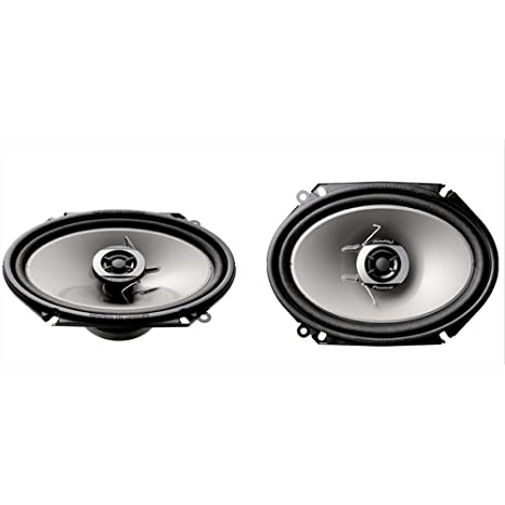 Pioneer TS-G6843R 6 x 8 in Power 2-Way Speaker with 180 Watts Max