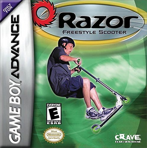 Razor: Freestyle Scooter GBA ()