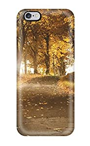 CaseyKBrown Snap On Hard Case Cover Autumn Breeze Protector For Iphone 6 Plus