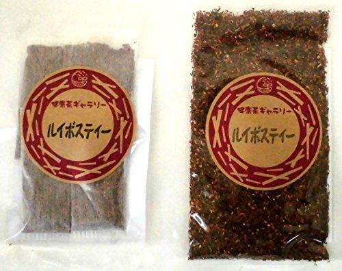 Rooibos (rooibos tea) (25g + 4 bags [postal correspondence size]) [Rooibos tea leaves tea bags] by Health tea gallery